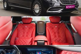 SOLD-Maybach black