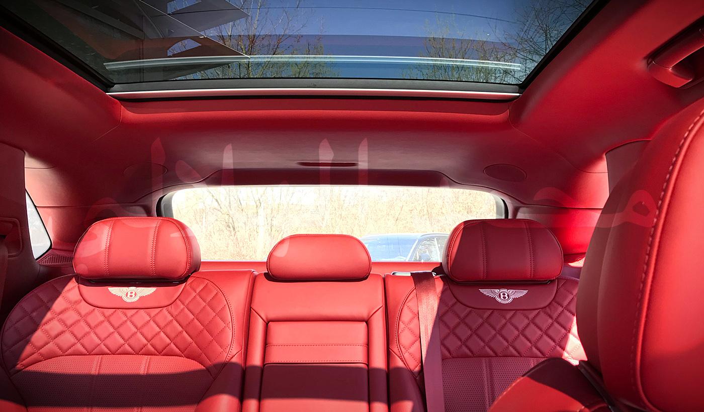 Bentley Bentayga W12 Sold Cars Qr محمد الهلالي