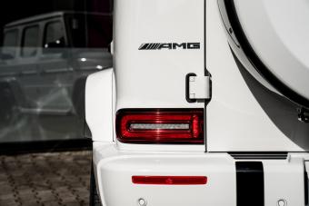 AMG-Heck