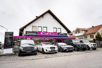 CarsQR_LineUp